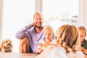 Family company tax saving