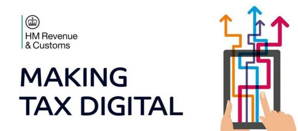digital links in Making Tax Digital - Making Tax Digital logo