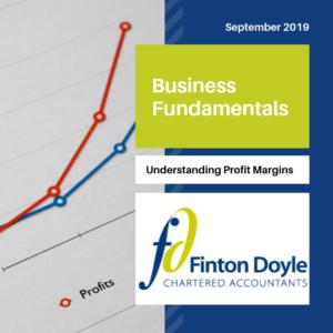 Understanding profit margins