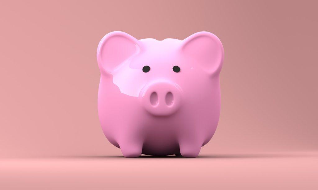 Pension Annual Allowance - a piggy bank