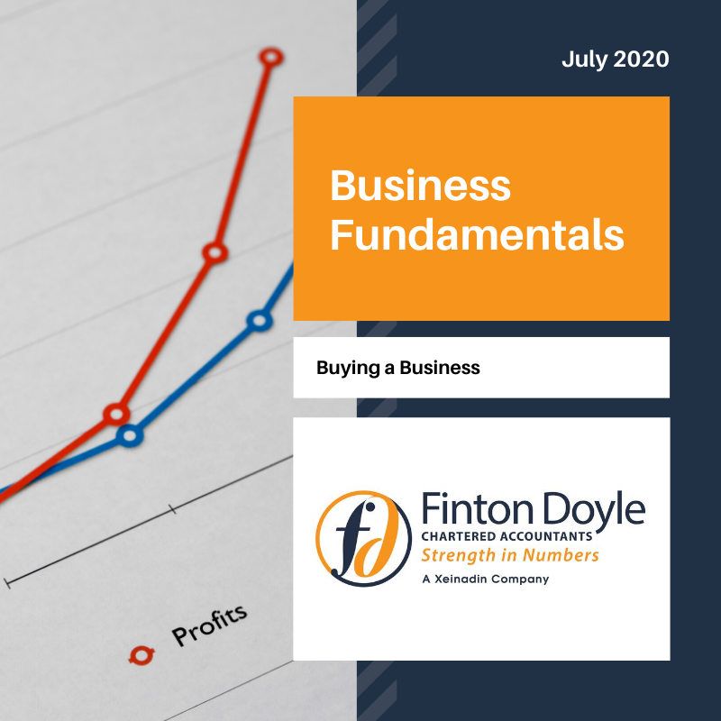 buying a business - business fundamentals logo