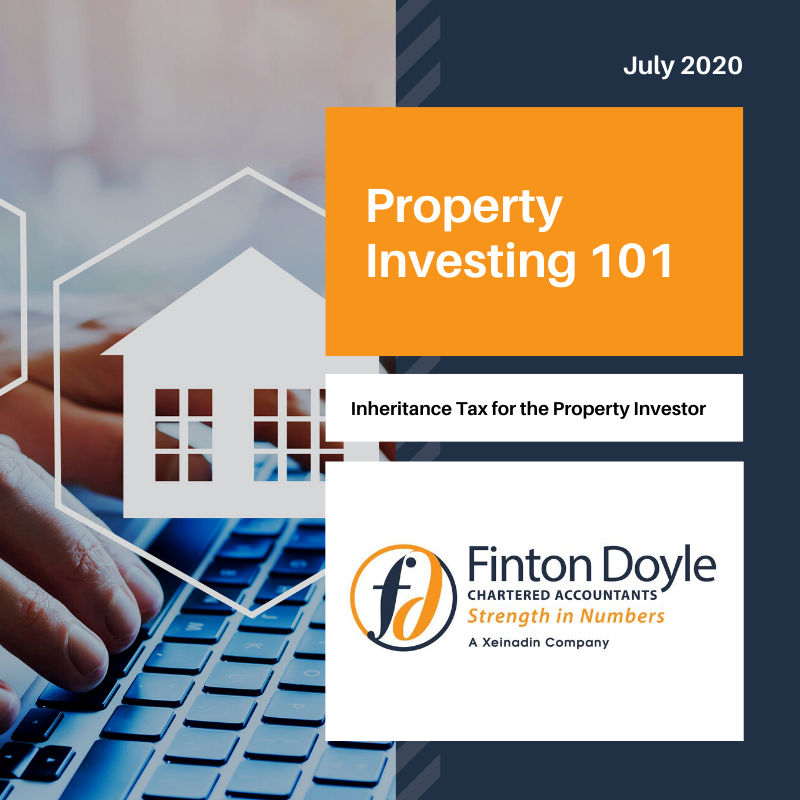 Inheritance Tax for the Property Investor - Property Investing 101 logo
