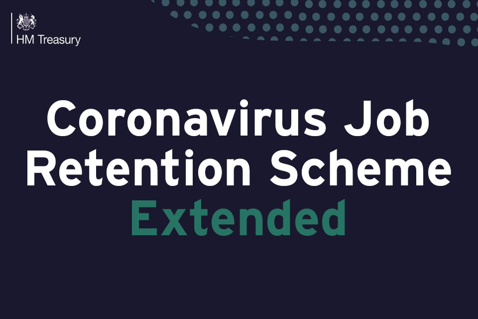 Coronavirus job retention scheme extended image