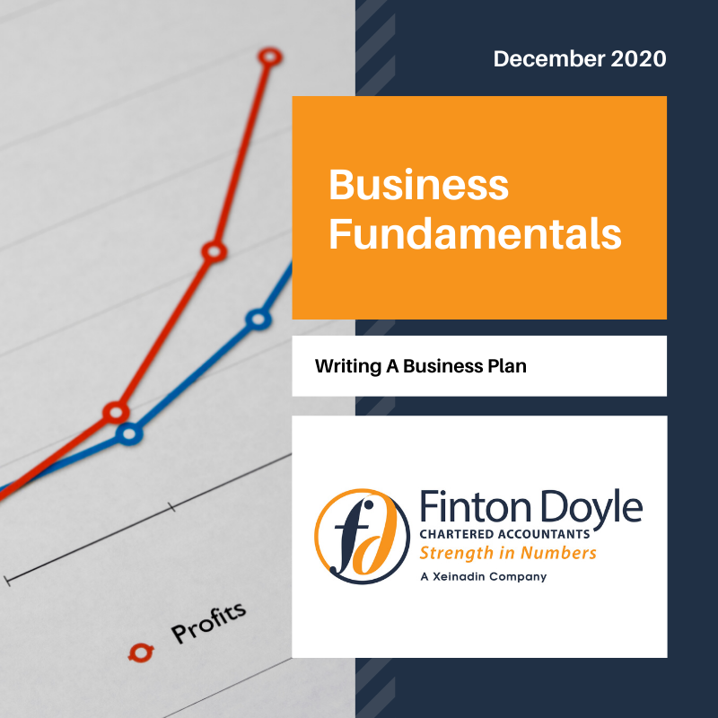 Writing a Business Plan - business fundamentals image
