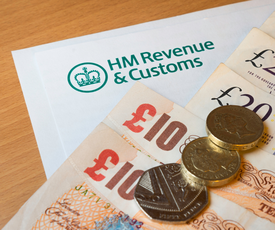 understanding your tax bill - HMRC letter