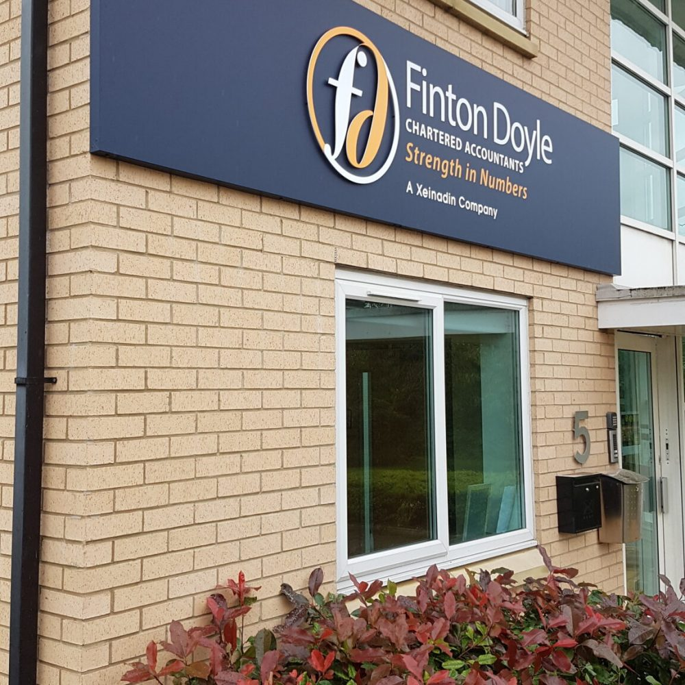 Finton Doyle Chartered Accountants HQ