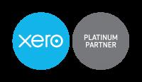 Xero Platinum Partner Badge